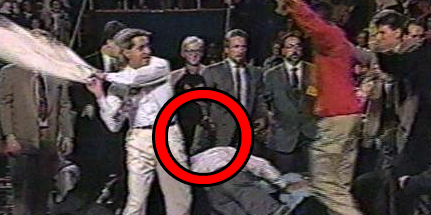 Benny Hinn Uses Suitcoat To Decapitate Man | The End Times