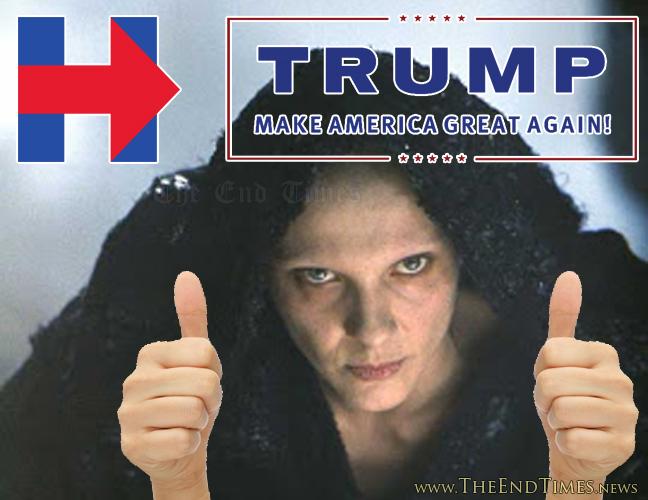 SatanOkayWithTrumpOrClinton