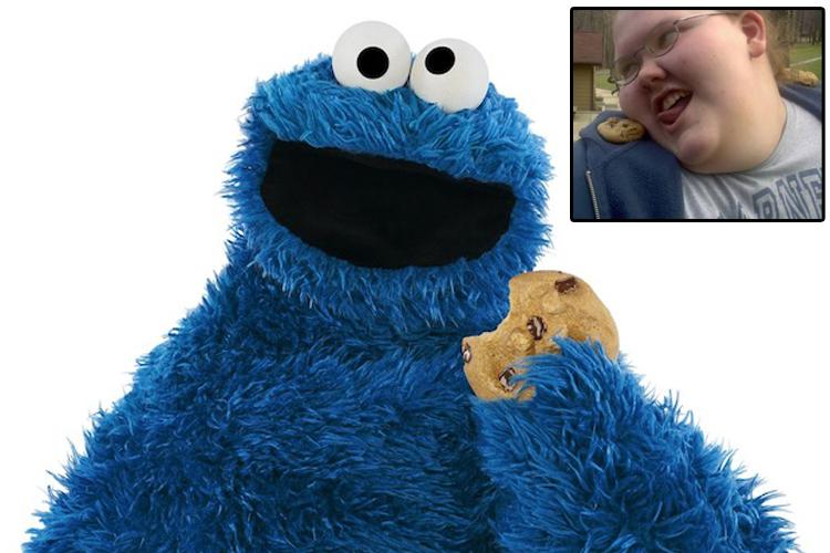 CookieMonsterSelfIdentifiesAsCookieCravingMan