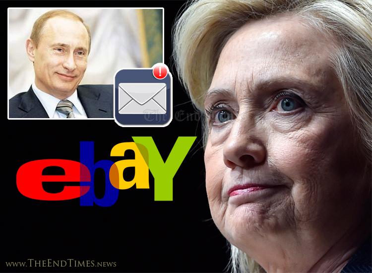 PutinAuctionsHillarysLostEmails