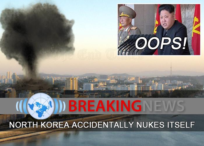 NorthKoreaNukesItself