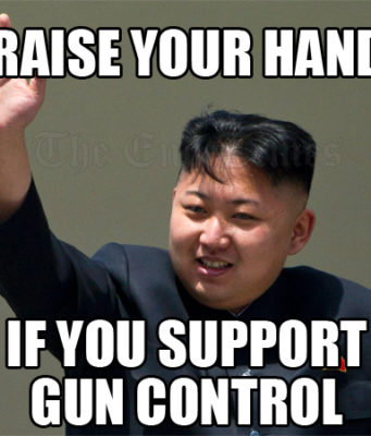 Gun Control The End Times Apocalyptic Christian Satire