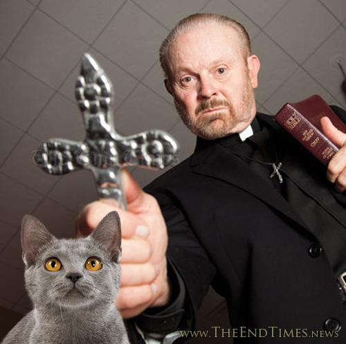 Larson Cat Exorcism