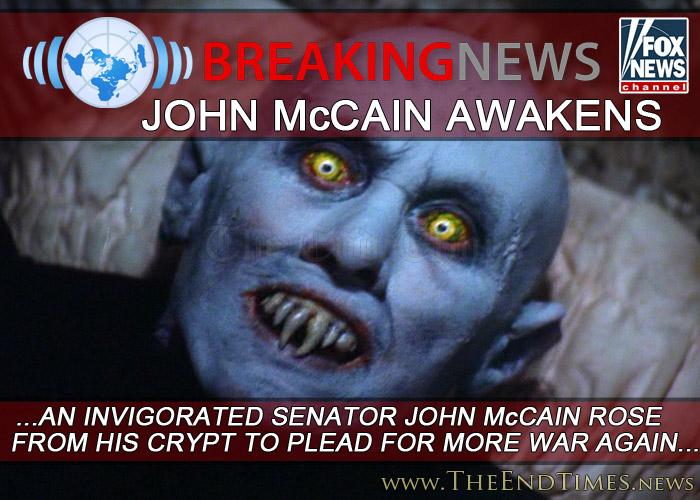 JohnMcCainAwakens